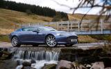 4.5 star Aston Martin Rapide