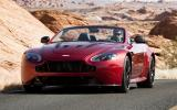 Aston Martin V12 Vantage S Roadster revealed