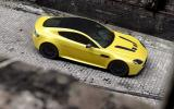 V12 Vantage S is fastest production car in Aston Martin history