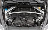 Aston Martin Virage's V12 engine