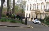 Aston One-77 in London