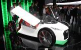 Audi's city car –new pictures