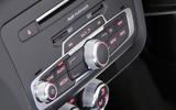Audi A1 multimedia controls