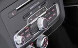 Audi A1 multimedia controls