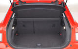 Audi A1 boot space