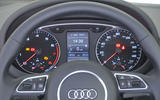 Audi A1 instrument cluster