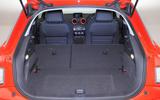 Audi A1 seating flexibility