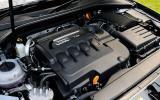 1.6-litre Audi A3 diesel engine
