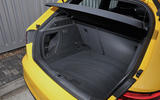 Audi A3 boot space