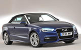 4 star Audi A3 Cabriolet