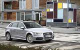 3.5 star Audi A3 e-tron