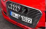 Audi A3 e-tron front grille