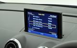 Audi A3 Sportback MMI infotainment system