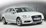 4 star Audi A3 Saloon
