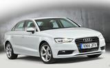 4 star Audi A3 Saloon