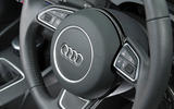 Audi A3 Saloon steering wheel