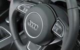 Audi A3 Saloon steering wheel