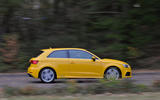 Audi A3 side profile