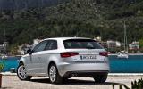 134mph Audi A3 2.0 TDI Sport