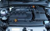 2.0-litre TDI Audi A3 engine