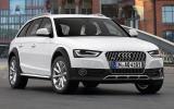 Detroit motor show: Audi A4 revised