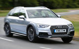 3 star Audi A4 Allroad