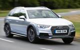3 star Audi A4 Allroad