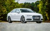 The smart 4 star Audi A4