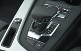 Audi A5 automatic gearbox