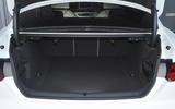 Audi A5 boot space