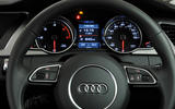 Audi A5 instrument cluster