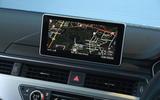 Audi A5 MMI infotainment system