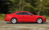 Audi A5 side profile