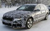 Audi A6 Avant - first pics