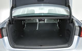 Audi A6 boot space
