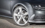 Audi A7 alloy wheels