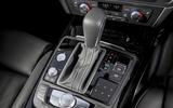 Audi A7 dual-clutch automatic