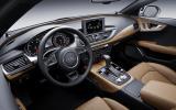 Facelifted Audi A7 Sportback revealed