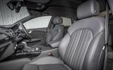 Audi A7 interior