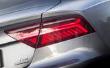 Audi A7 rear lights