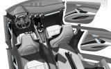 Audi Q4 concept sketches revealed