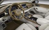 Geneva motor show: Audi A8 hybrid