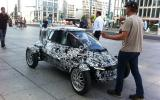 Audi's city car loses roof
