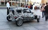 Audi city concept scooped