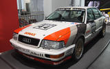 The history of Audi - picture special