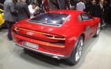 Shock Audi Nanuk diesel sports car concept