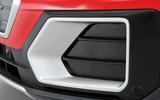 Audi Q2 front air duct