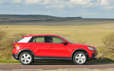 Audi Q2 side profile