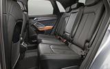 Audi Q3 2018 review - rear seats