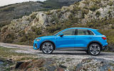 Audi Q3 2018 review - side profile
